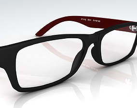optic 3D printable model Eyeglasses for Men and Women