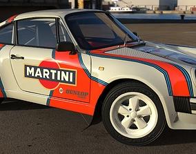 3D Porsche 911 safari