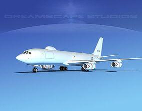 Boeing 707-E6B Mercury 3D