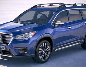 Subaru Ascent 2019 3D