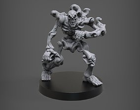 Skeleton Brawler 3D print model