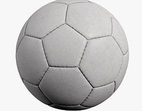 Football 3d model football