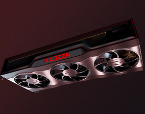 Big Navy Radeon RX6000 3D PBR