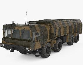 K720 Iskander MZKT-7930 3D