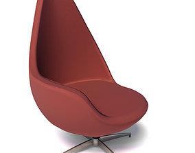 Lounge A Plateau 3D model
