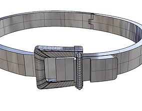 Bracelet Belt 3D print model
