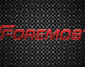 3D foremost logo