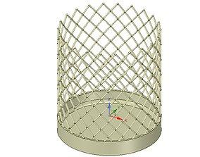 vase brush pen holder standTooth ToothBrush v31 3D print