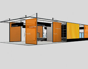 Exhibition Stand 3D other