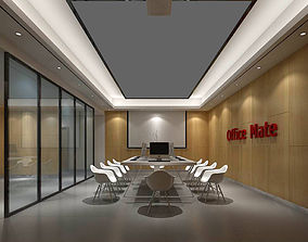 Office meeting room reception hall 30 3D