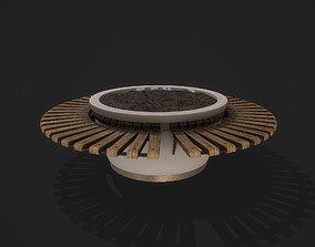 3D asset Flowerpot for plants