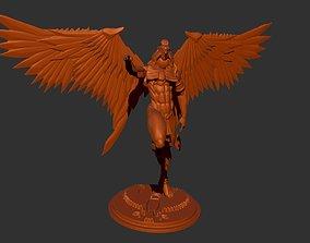 Egypt Gods Gor 3D print model