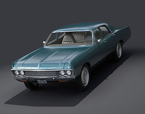 3D model Dodge Polara