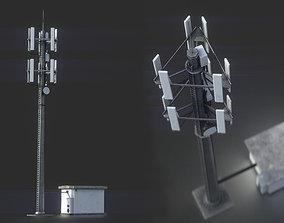 CELL SITE 3D asset