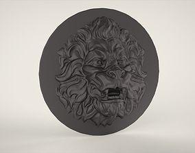 buckle Lion cycle 3D print model
