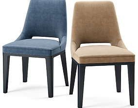 Aspen Side Chair Contract Chair 3D model