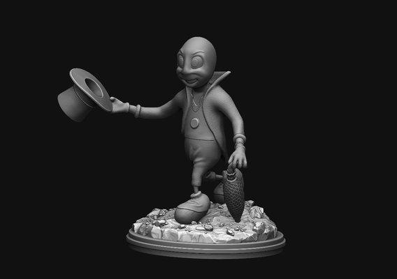 Grilo Falante (Jiminy Cricket)