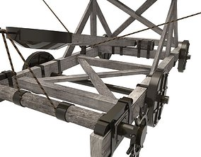 3D model realtime Catapult