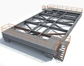 Industrial Element 30 3D model