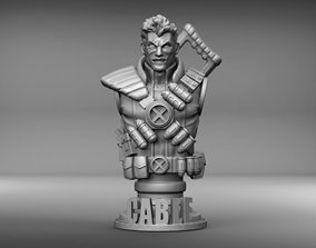 3D print model Cable Bust