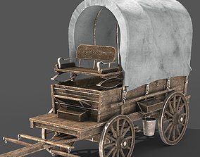 3D Wagon old