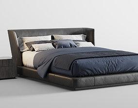 Reeves Bed 3D model