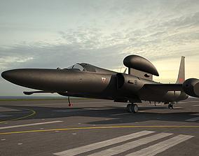3D Lockheed U-2S