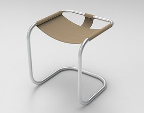 Chair seat design 3D