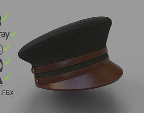Military Hat 3D asset