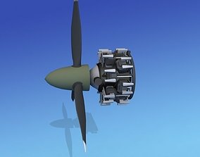 Japanese Zero Engine 3D
