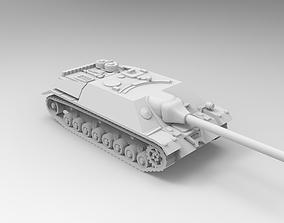 Jagdpanzer IV 3D print model