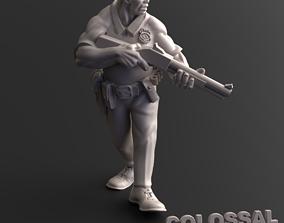3D print model Modern Day Survivor Series 01 - Ken