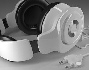 Headphone joke 3D model