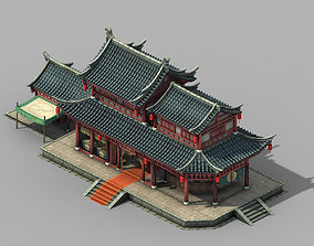 3D Tang Kaifeng City - Bank of 01