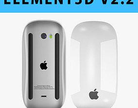 E3D - Apple Magic Mouse 2