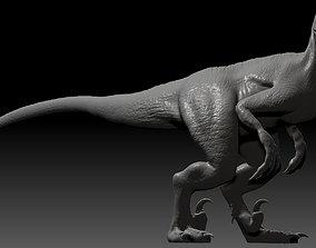 3D printable model Velociraptor