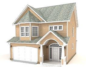 3D model Cottage 45
