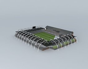 Dunwell Woodfield stadium 3D