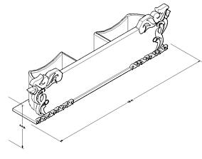 3D printable model Table Marker and Pen Holder