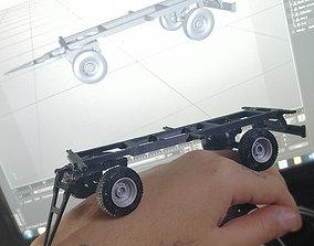 3D printable model Trailer