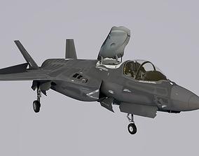 3D asset Lockheed Martin F-35 Lightning II