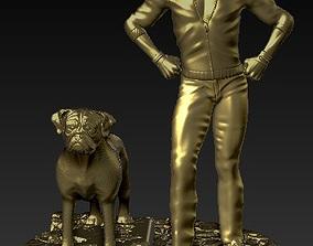 Rocky Balboa 3D printable model
