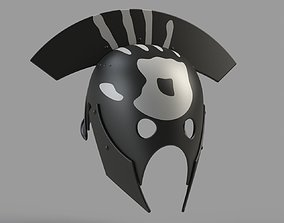 3D printable model hobby Uruk Hai General Helmet
