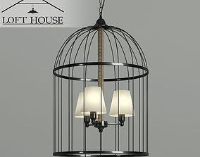 LOFT HOUSE 3D model