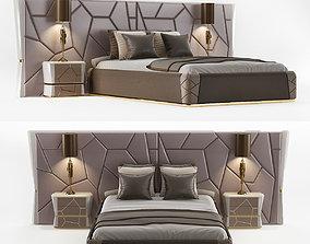 3D model Smania bedroom 3