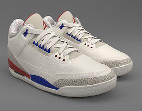 Air Jordan 3 Retro PBR 3D