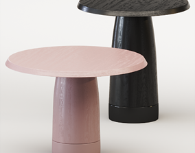 3D AMANITA side table by Schonbuch