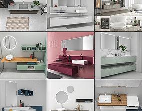 Bathroom furniture collection 5 Bathroom 9 3D