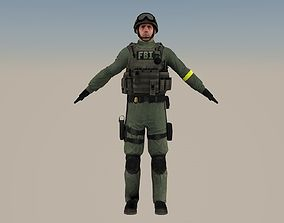 3D model FBI option A