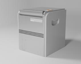 3D asset Portable Air-conditioner